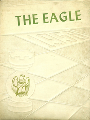 Page 1, 1958 Edition, Canton High School - Eagle Yearbook (Canton, TX) online yearbook collection