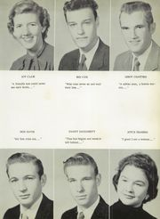 Page 15, 1958 Edition, Canton High School - Eagle Yearbook (Canton, TX) online yearbook collection