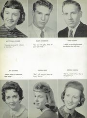 Page 16, 1958 Edition, Canton High School - Eagle Yearbook (Canton, TX) online yearbook collection