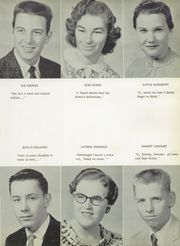 Page 17, 1958 Edition, Canton High School - Eagle Yearbook (Canton, TX) online yearbook collection