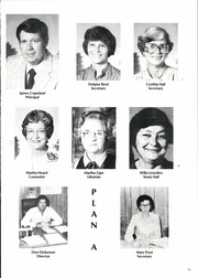 Page 15, 1981 Edition, Canton High School - Eagle Yearbook (Canton, TX) online yearbook collection