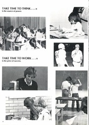 Page 7, 1981 Edition, Canton High School - Eagle Yearbook (Canton, TX) online yearbook collection