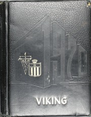 1970 Edition, L G Pinkston High School - Viking Yearbook (Dallas, TX)