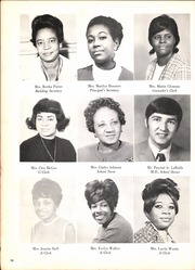 Page 14, 1971 Edition, L G Pinkston High School - Viking Yearbook (Dallas, TX) online yearbook collection