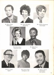 Page 17, 1971 Edition, L G Pinkston High School - Viking Yearbook (Dallas, TX) online yearbook collection