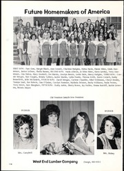 Orangefield High School - Bobcat Trails Yearbook (Orangefield, TX) online yearbook collection, 1973 Edition, Page 122
