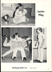Orangefield High School - Bobcat Trails Yearbook (Orangefield, TX) online yearbook collection, 1973 Edition, Page 61