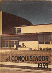 Page 1, 1959 Edition, Bryan Adams High School - El Conquistador Yearbook (Dallas, TX) online yearbook collection