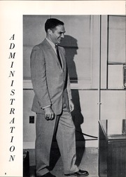 Page 12, 1960 Edition, Bryan Adams High School - El Conquistador Yearbook (Dallas, TX) online yearbook collection