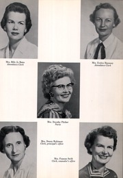 Page 17, 1960 Edition, Bryan Adams High School - El Conquistador Yearbook (Dallas, TX) online yearbook collection