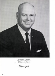 Page 12, 1962 Edition, Bryan Adams High School - El Conquistador Yearbook (Dallas, TX) online yearbook collection