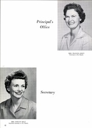 Page 16, 1962 Edition, Bryan Adams High School - El Conquistador Yearbook (Dallas, TX) online yearbook collection