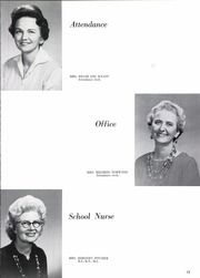Page 17, 1962 Edition, Bryan Adams High School - El Conquistador Yearbook (Dallas, TX) online yearbook collection