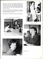 Page 11, 1966 Edition, Bryan Adams High School - El Conquistador Yearbook (Dallas, TX) online yearbook collection