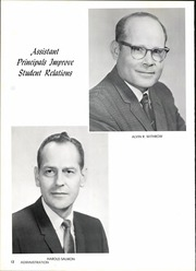 Page 16, 1966 Edition, Bryan Adams High School - El Conquistador Yearbook (Dallas, TX) online yearbook collection