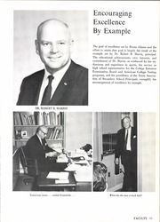 Page 15, 1967 Edition, Bryan Adams High School - El Conquistador Yearbook (Dallas, TX) online yearbook collection