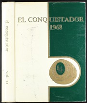 1968 Edition, Bryan Adams High School - El Conquistador Yearbook (Dallas, TX)