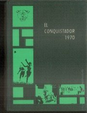 1970 Edition, Bryan Adams High School - El Conquistador Yearbook (Dallas, TX)