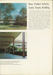 Page 11, 1970 Edition, Bryan Adams High School - El Conquistador Yearbook (Dallas, TX) online yearbook collection