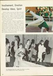 Page 14, 1970 Edition, Bryan Adams High School - El Conquistador Yearbook (Dallas, TX) online yearbook collection