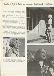 Page 16, 1970 Edition, Bryan Adams High School - El Conquistador Yearbook (Dallas, TX) online yearbook collection