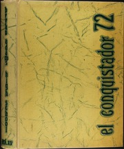1972 Edition, Bryan Adams High School - El Conquistador Yearbook (Dallas, TX)