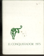 1975 Edition, Bryan Adams High School - El Conquistador Yearbook (Dallas, TX)