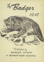 Page 7, 1947 Edition, Bishop High School - Badger Yearbook (Bishop, TX) online yearbook collection