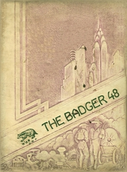 Page 1, 1948 Edition, Bishop High School - Badger Yearbook (Bishop, TX) online yearbook collection