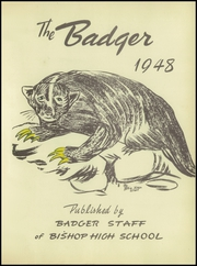 Page 7, 1948 Edition, Bishop High School - Badger Yearbook (Bishop, TX) online yearbook collection