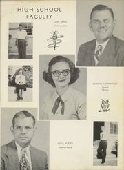 Page 17, 1949 Edition, Bishop High School - Badger Yearbook (Bishop, TX) online yearbook collection