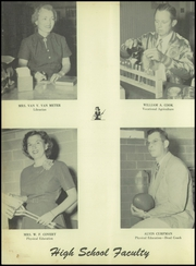 Page 14, 1953 Edition, Bishop High School - Badger Yearbook (Bishop, TX) online yearbook collection