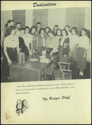 Page 8, 1953 Edition, Bishop High School - Badger Yearbook (Bishop, TX) online yearbook collection