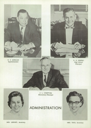 Page 10, 1959 Edition, Bishop High School - Badger Yearbook (Bishop, TX) online yearbook collection