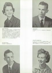 Page 16, 1959 Edition, Bishop High School - Badger Yearbook (Bishop, TX) online yearbook collection