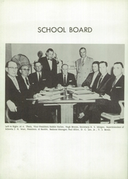 Page 8, 1959 Edition, Bishop High School - Badger Yearbook (Bishop, TX) online yearbook collection