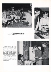 Page 10, 1969 Edition, Bishop High School - Badger Yearbook (Bishop, TX) online yearbook collection