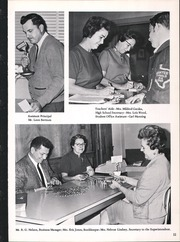 Page 15, 1969 Edition, Bishop High School - Badger Yearbook (Bishop, TX) online yearbook collection