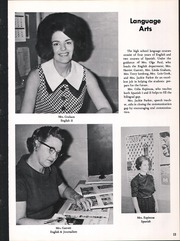 Page 17, 1969 Edition, Bishop High School - Badger Yearbook (Bishop, TX) online yearbook collection