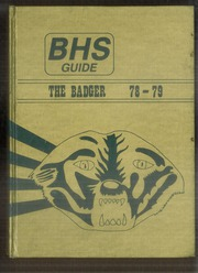 Page 1, 1979 Edition, Bishop High School - Badger Yearbook (Bishop, TX) online yearbook collection