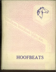 1956 Edition, Burges High School - Hoofbeats Yearbook (El Paso, TX)