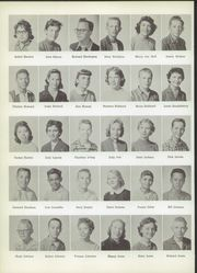 Page 206, 1958 Edition, Burges High School - Hoofbeats Yearbook (El Paso, TX) online yearbook collection
