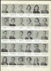 Page 207, 1958 Edition, Burges High School - Hoofbeats Yearbook (El Paso, TX) online yearbook collection