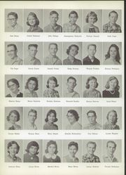Page 210, 1958 Edition, Burges High School - Hoofbeats Yearbook (El Paso, TX) online yearbook collection