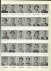 Page 211, 1958 Edition, Burges High School - Hoofbeats Yearbook (El Paso, TX) online yearbook collection