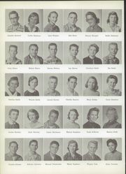 Page 212, 1958 Edition, Burges High School - Hoofbeats Yearbook (El Paso, TX) online yearbook collection