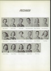 Page 214, 1958 Edition, Burges High School - Hoofbeats Yearbook (El Paso, TX) online yearbook collection