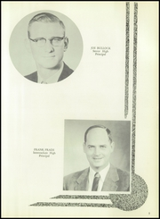 Page 13, 1959 Edition, Burges High School - Hoofbeats Yearbook (El Paso, TX) online yearbook collection