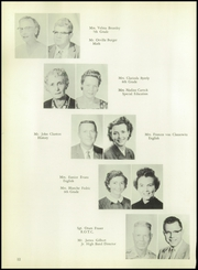 Page 16, 1959 Edition, Burges High School - Hoofbeats Yearbook (El Paso, TX) online yearbook collection