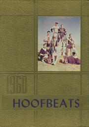 1960 Edition, Burges High School - Hoofbeats Yearbook (El Paso, TX)